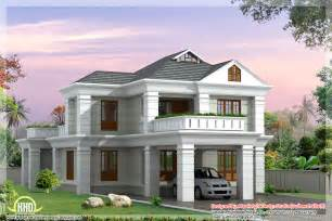house design free 3 bedroom luxurious small villa keralahousedesigns
