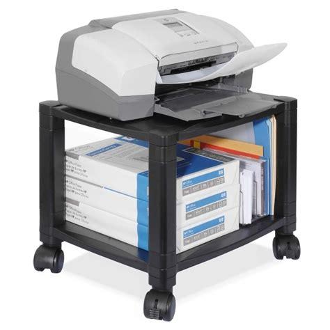 Laser Toner Shelf by Kantek Ps510 Desk 2 Shelf Moblie Printer Fax Stand