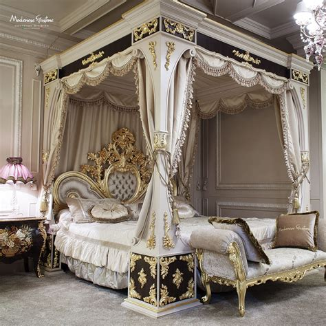 baroque bedroom luxury apartments a house in the country pinterest