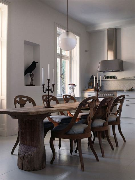 Woodwork Dining Table Design