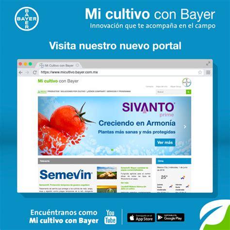 plataforma digital del centro nacional de comercio exterior cencoex bayer lanza plataforma digital para fomentar buenas