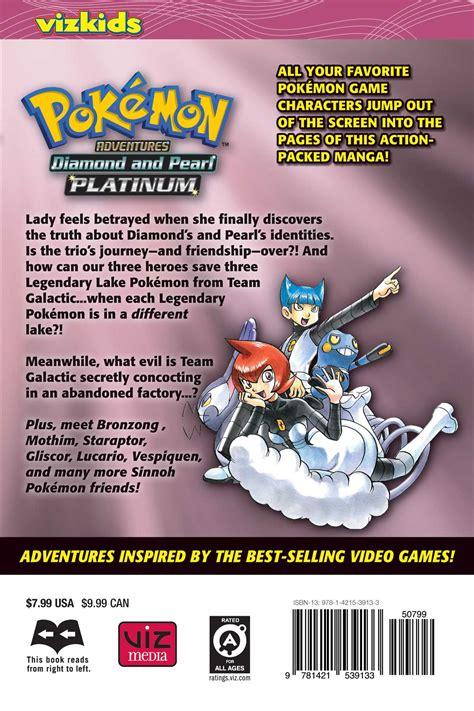 Adventures And Pearl Platinum Vol 7 pok 233 mon adventures and pearl platinum vol 5