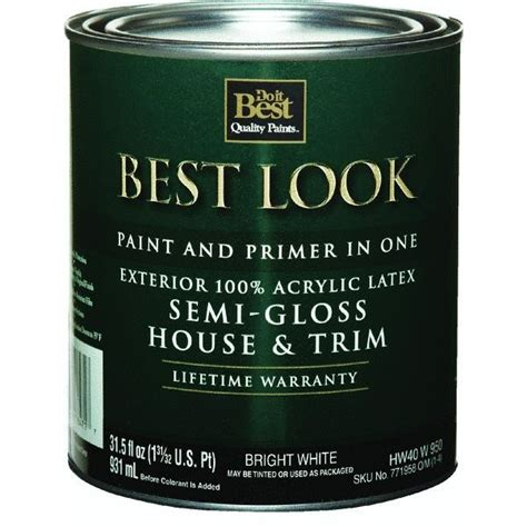 acrylic paint exterior wood best look 100 acrylic paint primer in one semi