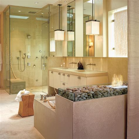Bathroom Hanging Light Pendant Drop Tips For Incorporating Pendant Lights Into A Bathroom Design Remodeling Bath