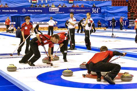wann ist die frauen wm bevorstehende curling wm in basel die frauen sind bereits