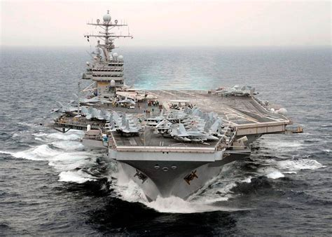 portaerei roosevelt uss theodore roosevelt cvn 71 vfa 15