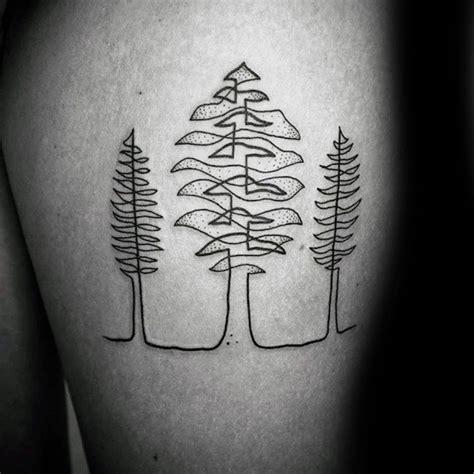 minimalist tattoo thigh 90 minimalist tattoo designs for men simplistic ink ideas