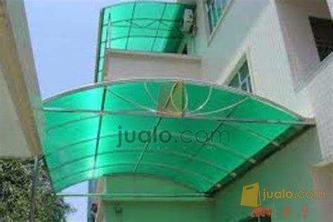 Plastik Uv Untuk Atap Green House atap canopy polycarbonate di jogja kab sleman jualo