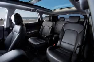 2015 Hyundai Santa Fe Interior Hyundai Santa Fe 2015 Interior Image 250