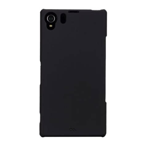 Mate Barely There Sony Xperia Z2 mate barely there for sony xperia z2 black