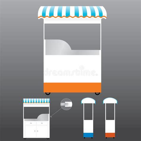 Food Kiosk Template Stock Image Image 21768561 Kiosk Template