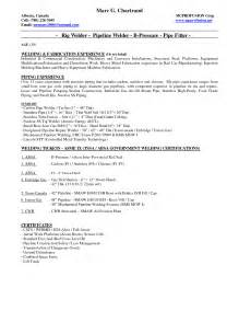 resume examples for welders 3