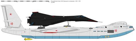 ussr flying boat ekranoplan ussr wig vks by kara alvama airplane flying