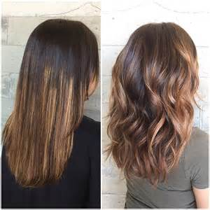 how to color correct hair color correction fixing an ombre with brassy streaks