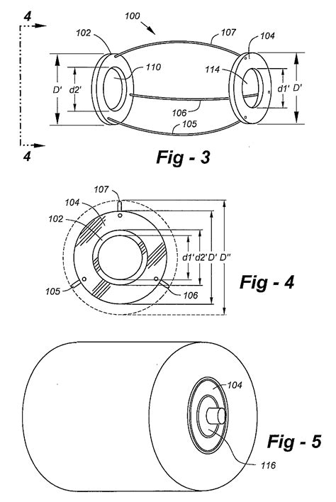 Toilet Paper Diameter by Patent Us20100213303 Toilet Paper Roll Centralizer