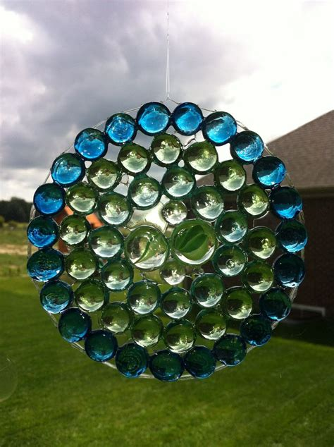 best 25 glass bead crafts ideas on
