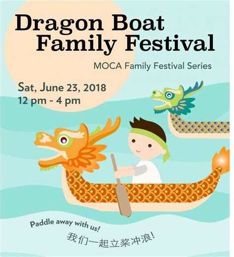 dragon boat festival august 2018 this week in new york