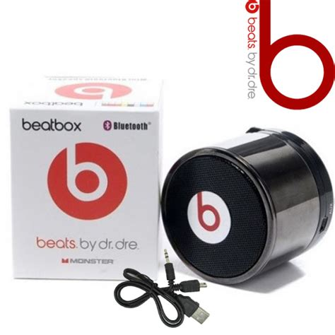 Dijamin Speaker Bluetooth Beats S10 mobiles tablets mobile tablet accessories
