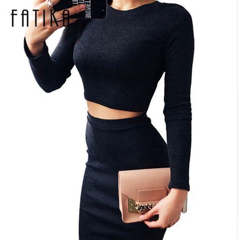 Dress Anak Set 6 colorful apparel new autumn winter 2 set sleeve dresses bandage