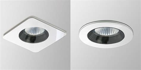 led downlights bathroom lights modern glass fixed 10w led downlight