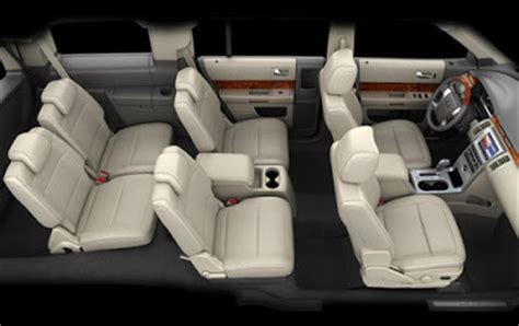 Ford Flex With Captains Chairs by Infiniti Captain Seats 2nd Row Autos Post