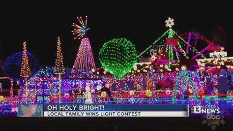 why wont my christmas lights work local family wins national lights competition