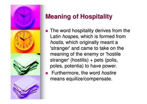 Or Meaning Hospitality Culture Shock