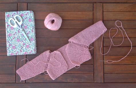 patrones de chaqueta para bebs cmo tejer una chaqueta patr 243 n chaqueta rosa para beb 233 s poleomenta