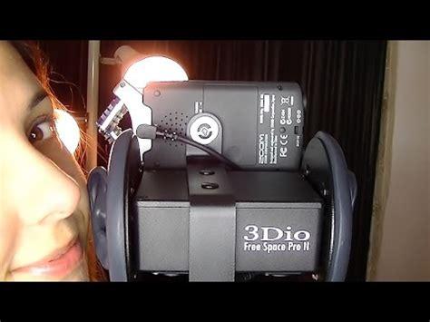 space pro schiebetüren asmr binaural microphone test 3dio free space pro ii
