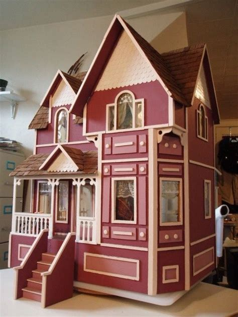 painted doll houses 90 best images about doll houses on pinterest dollhouse accessories miniature and