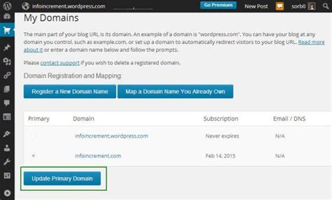 blogger nameservers how to migrate your blog from wordpress com to personal