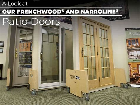 andersen windows and doors dallas tx a look at our frenchwood 174 and narroline 174 patio doors