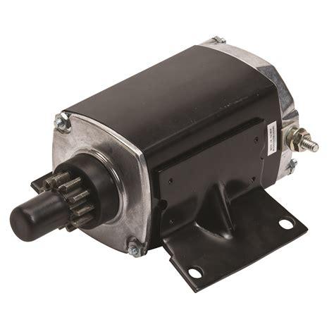 Electric Starter electric starter motor for tecumseh 33835