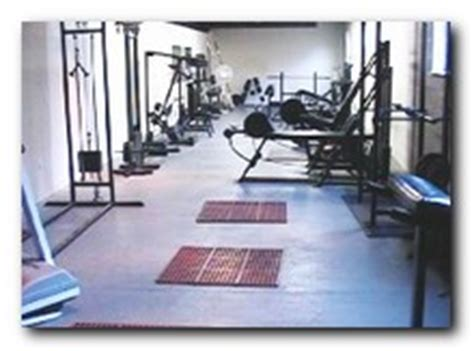 Boy Weight Room by Boys Ozark Adventist Academy
