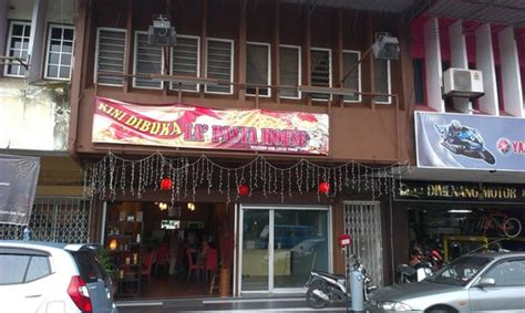 Pasta House Locations by Front View Picture Of La Pasta House Batu Pahat
