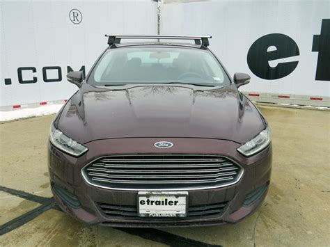ford fusion roof rack thule roof rack for 2013 ford fusion etrailer