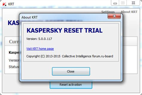 kaspersky internet security resetter 2015 download serial number nod 32