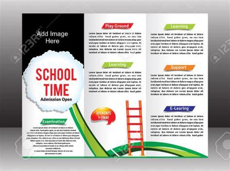 Basic Brochure Template 15 Kindergarten Brochure Templates Free Pdf Designs