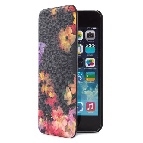 New Silicon Ted Baker For Iphone 5 ted baker iphone 5 5s alli ss15 with mirror proporta