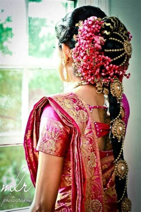 bridal hairstyles hindu 29 amazing pics of south indian bridal hairstyles for weddings