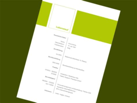 Lebenslauf Vorlage Quereinsteiger 21 Motivationsschreiben Bewerbung Vorlagen