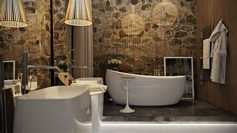 stone bathroom ideas stone bathroom design interior design ideas