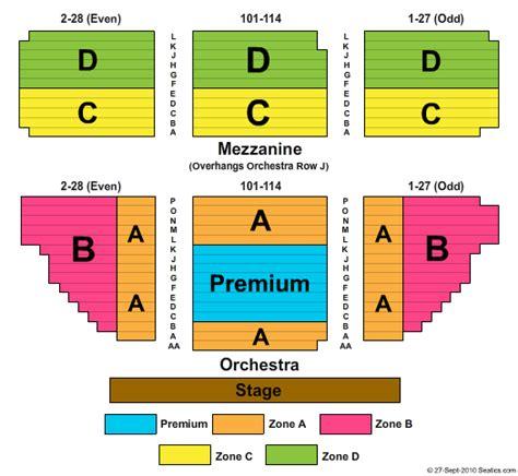 box theatre ny seating chart