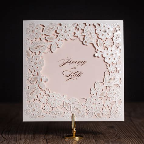 Wedding Invitation Cards Printing by Buy Wholesale Laser Cut Invitations From China