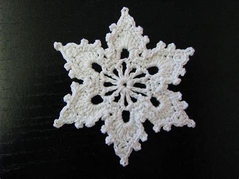 snowflake knitting pattern free snowflake free crochet pattern crochet snowflakes