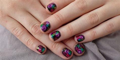 imagenes de uñas pintadas bien bonitas consejos para tener unas u 241 as cortas pero bonitas