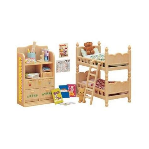Tesco Direct Bedroom Furniture Buy Sylvanian Families Children S Bedroom Furniture From Our All Sylvanian Families Toys Range