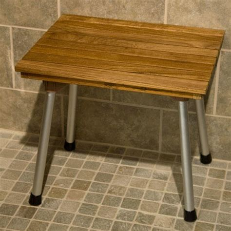 wood bath bench teak wood shower bench ideas the clayton design care