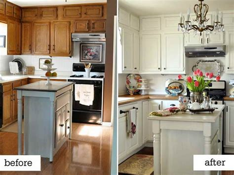 kitchen remodeling ideas before and after before and after kitchen remodels