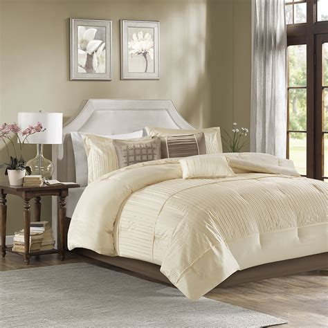 madison park 7 piece comforter set madison park trinity 7 piece comforter set ebay